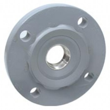 Flange-Mounted Adapters, PVC