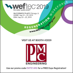 Register for your free pass to WEFTEC 2019